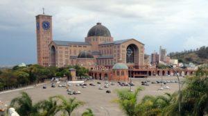 foto da Basílica de Nossa Senhora Aparecida em sp