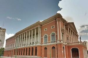Meu Tour Belém Teatro da Paz