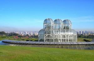 Meu Tour Curitiba Jardim Botanico