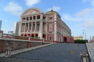 Meu Tour Manaus Teatro Amazonas