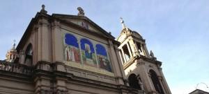catedral metropolitana na cidade de porto alegre no Brasil