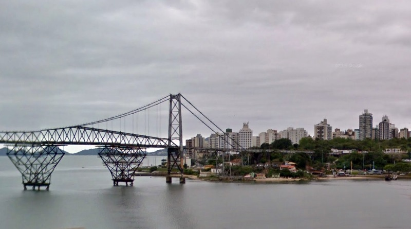Florianópolis Ponte Hercílio Luz