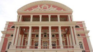 hóteis em Manau - teatro amazonas em manaus