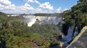 Puerto Iguazú cataratas do iguaçu lado Argentino