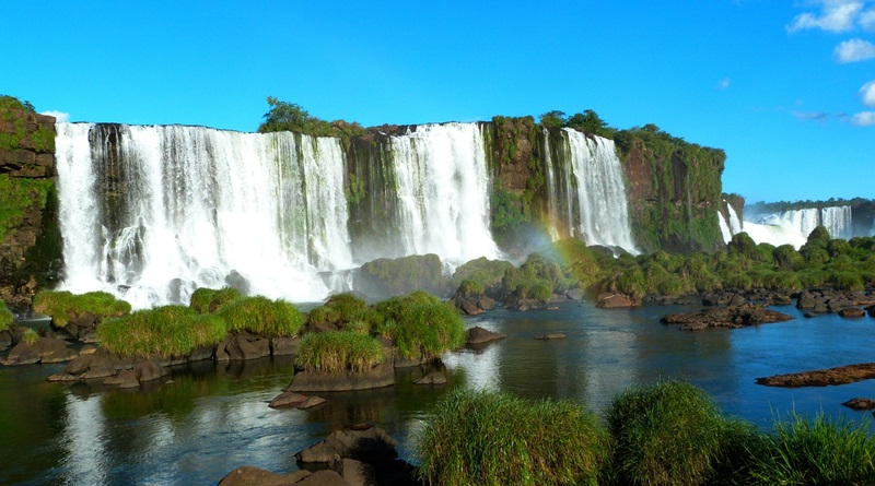 principais pontos turísticos de foz do iguaçu cataratas do iguaçu