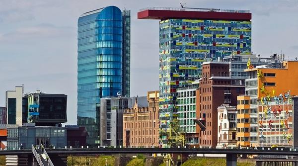 Hotéis em Dusseldorf, Alemanha