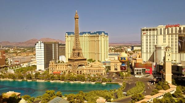 Hotéis em Las Vegas, Nevada, Estados Unidos