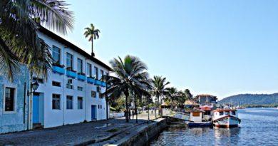 Hotéis em Paranaguá