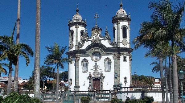 Hotéis em São João del Rei, Minas Gerais