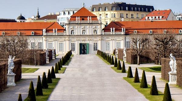Hotéis em Viena, Áustria