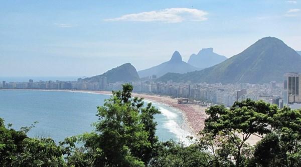 Hotéis no Rio de Janeiro Brasil