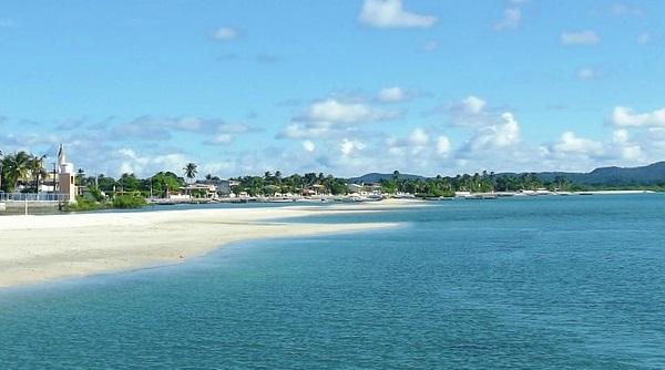 Pousadas em Salinas da Margarida na Bahia