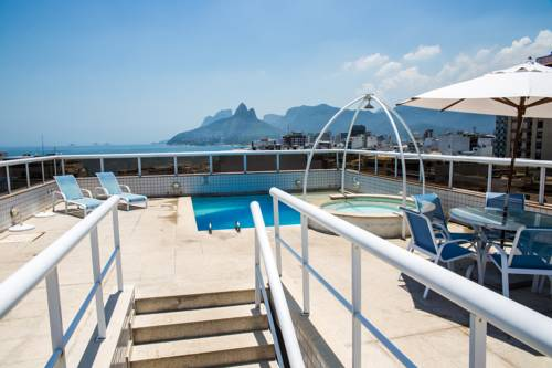 Hotéis em Ipanema - Atlantis Copacabana Hotel