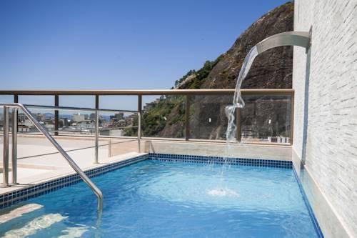 Hotéis em Copacabana - Hotel Atlântico Rio