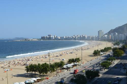 Hotéis em Copacabana - Hotel Rio Lancaster
