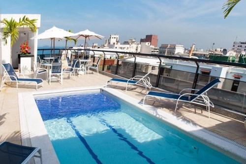 Hotéis em Copacabana - Ibiza Copacabana Hotel
