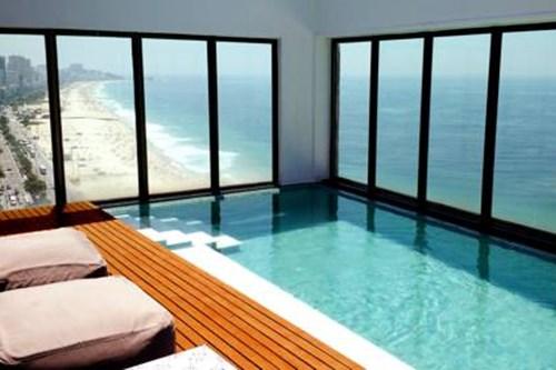 Hotéis no Leblon - Marina All Suites Leblon