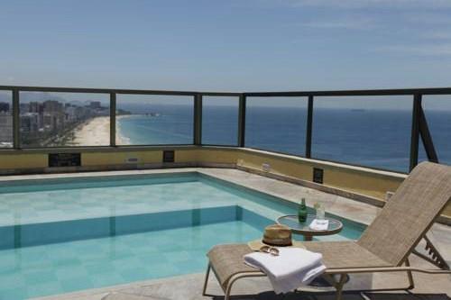 Hotéis no Leblon - Marina Palace Rio Leblon