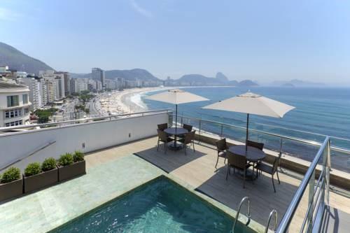 Hotéis em Copacabana - Orla Copacabana Hotel