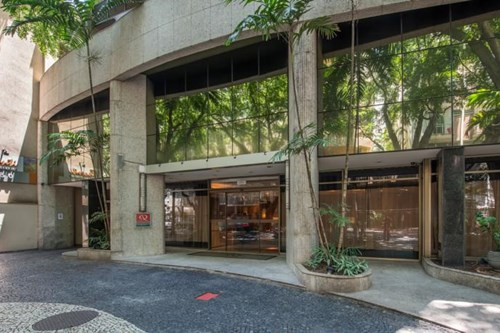 Hotéis em Ipanema - Promenade Visconti