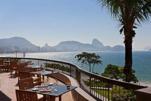 Hotéis em Copacabana - Sofitel Rio de Janeiro Copacabana